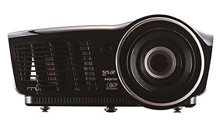Vivitek H1185HD Vidéoprojecteur 3D 2500 ANSI Lumens HDMI/VGA/RCA/USB Noir