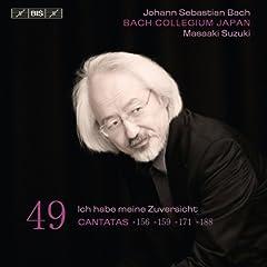 Ich habe meine Zuversicht, BWV 188: Recitative: Die Macht der Welt verlieret sich (Soprano)