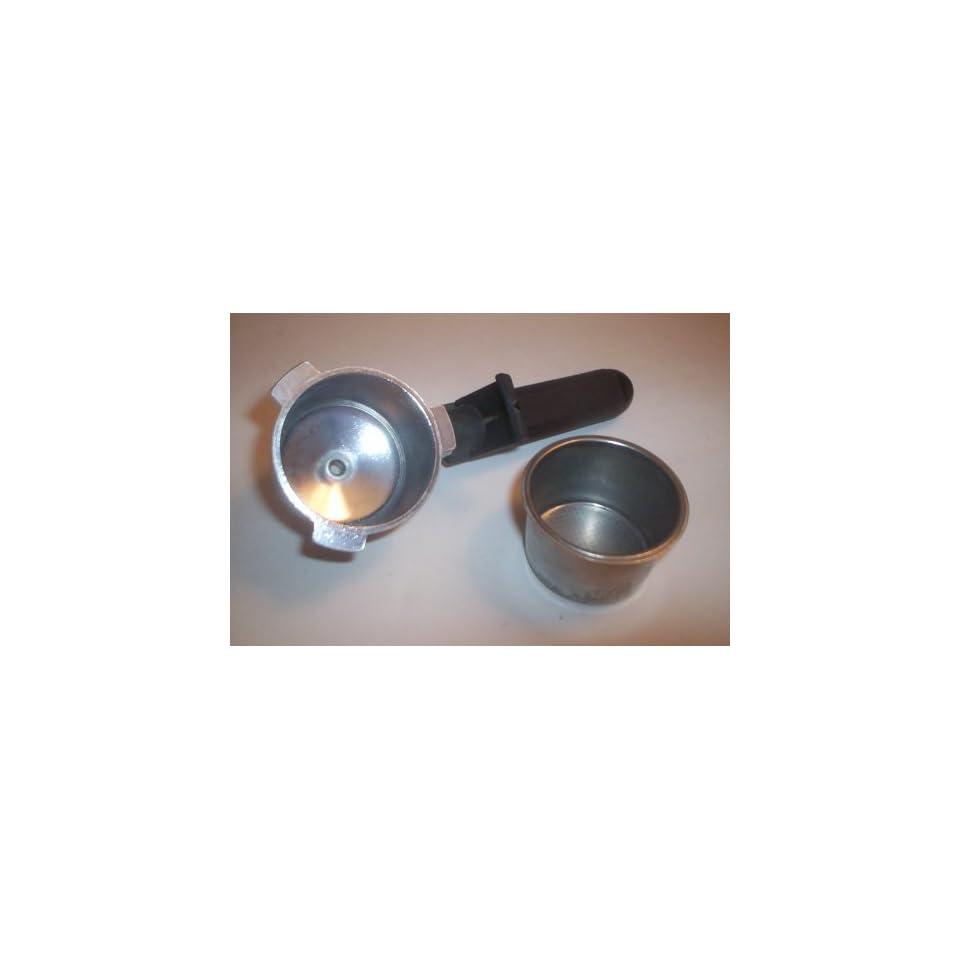 Espresso Filter Holder ~ Krups a espresso coffee machines filter holder with