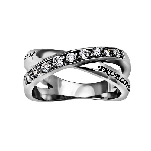 Cheap Purity Rings for Girls - Home