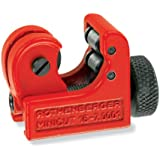 "Rothenberger 70015 MINI MAX Tube Cutter, 1/8"" - 1-1/8"" OD"