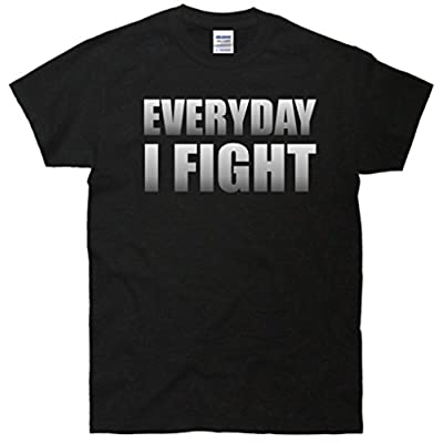 Everyday I Fight Cancer Tribute T-Shirt