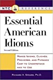 Essential American Idioms (0844204676) by Spears, Richard A.