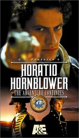 Horatio Hornblower - The Adventure Continues [VHS]