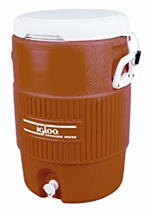 Igloo 5 Gallon Seat Top Beverage Jug with spigot by Igloo Products Corp.