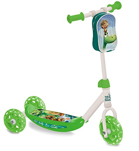 Mondo 28121 - My First Scooter Good Dinosaur, Monopattino Baby, 3 Ruote