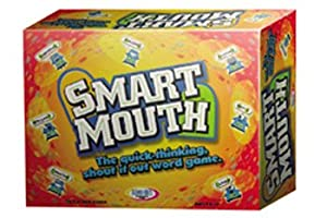 SMART MOUTH AGES 8-ADULT WORD GAME