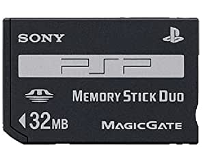 Sony PSP Portable Memory Stick Duo 32mb
