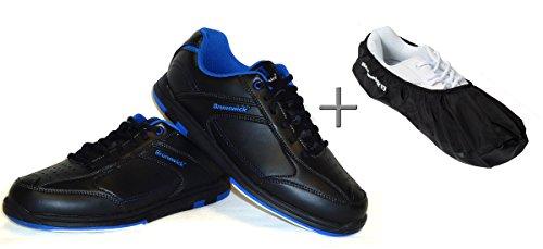 chaussures-de-bowling-brunswick-flyer-shoe-cover-uberzieher-brunswick-defense-mesdames-et-de-messieu