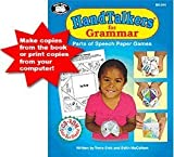 HandTalkers for Grammar: Parts of Speech Paper Games: Book and CD Rom