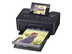 Canon SELPHY CP900 Compact Photo Printer - Black
