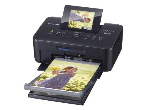 Canon SELPHY CP900 Compact Photo Printer - Black