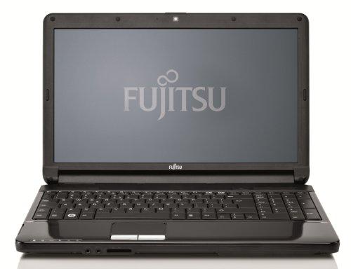 Fujitsu Lifebook AH530 39,6 cm (15,6 Zoll) Notebook (Intel Pentium P6200, 2,1GHz, 4GB RAM, 500GB HDD, Intel HD, DVD)
