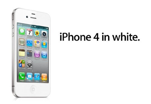 Apple iPhone 4 8GB White/Factory Unlocked
