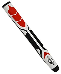 Ray Cook Golf Tour Stroke Oversized Putter Grip, Small, Red