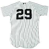 (マジェスティック)Majestic MLB ヤンキース #29 井川慶 Authentic Player ユニフォーム (ホーム)