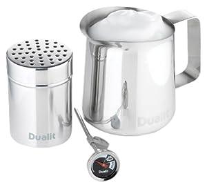 Dualit Barista Coffee Kit Stainless Steel