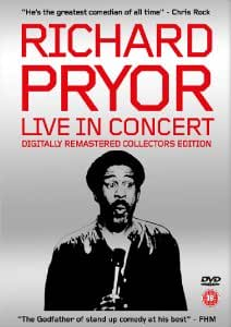 Richard Pryor - Live in concert [DVD]