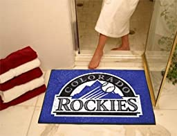 Exclusive By FANMATS MLB - Colorado Rockies All-Star Rug