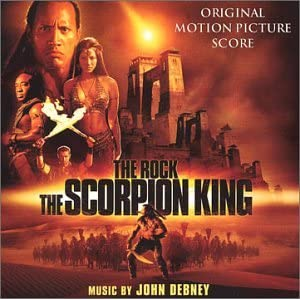 Amazon.com: The Scorpion King (Original Score): John Debney: Music