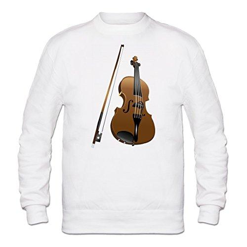 Geige-Realistisch-Sweatshirt-by-Shirtcity