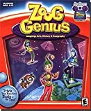 Zoog Genius: Language Arts, History, Geography (Jewel Case)