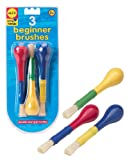 Alex Toys Beginner Brushes (3)