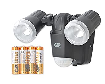 GP Waterproof Wireless Cordless Lights Safeguard RF2