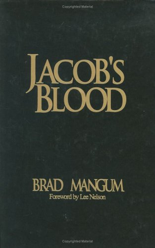 Image for Jacob's Blood