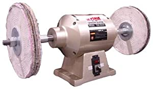 Buffing Machine, Dual Speed Motor from PJ Tool & Supply