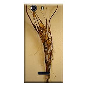 Ebby Premium Printed Back Case Cover With Full protection For Micromax Canvas Nitro 2 (Designer Case)