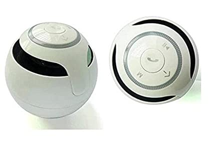 Nacon Ball Shape Wired & Wireless Bluetooth Speaker