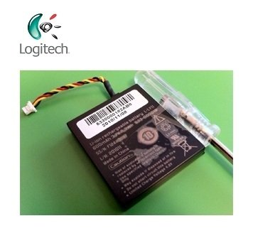 Original Logitech Lithium-Ion Battery For Logitech Wireless Gaming Headset G930 With 7.1 Surround Sound