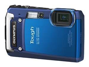 Olympus TG-820 Appareil photo numérique 12 Mpix Étanche 10 m Bleu