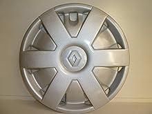 Juego de tapacubos 4 tapacubos diseño Renault Megane desde 2001 o r 14 r 13
