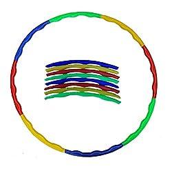 SahiBUY Hula Hoop toy (multicolor)