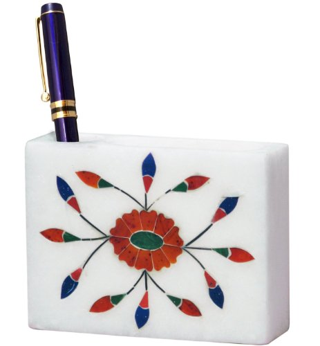 Christmas Gifts A Marble Pen Stand & Visting