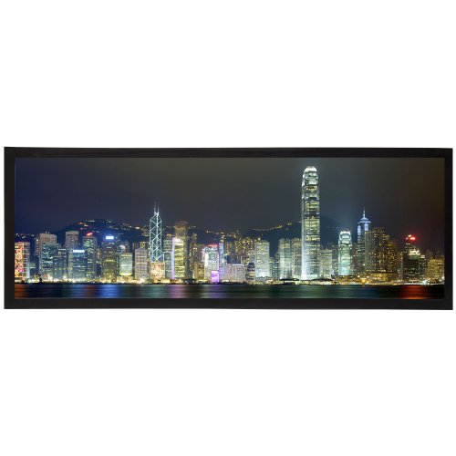 Black Panoramic Picture Frame (24