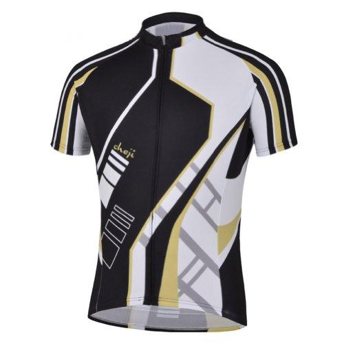 Toptie Men'S Race Cut Bike Jersey With Sublimated Print Xxxl