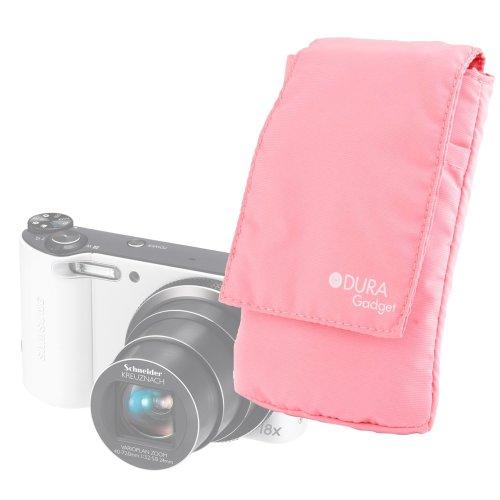 duragadget-pochette-de-protection-rose-resistant-a-leau-passant-de-ceinture-pour-appareil-photo-nume