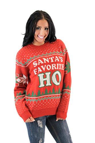 Santa's Favorite HO Red