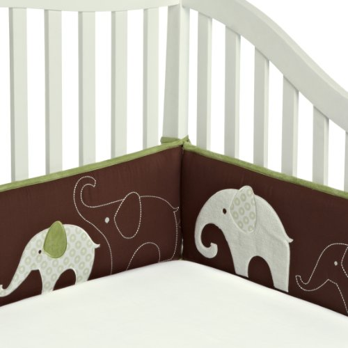 Baby Elephant Bedding 2210 front