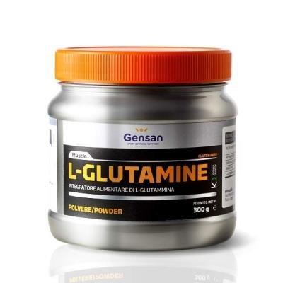 L-GLUTAMINE - Gensan - L-Glutammina 300g