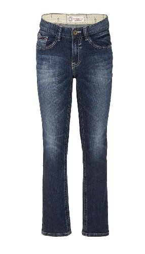 s.Oliver Jungen Jeans 61.403.71.2801, Einfarbig, Gr. 176 (HerstellergröÃYe: 176/REG), Blau (blue denim stretch)