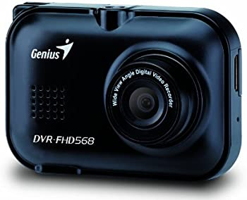Genius DVR-FHD568 Vehicle Recorder