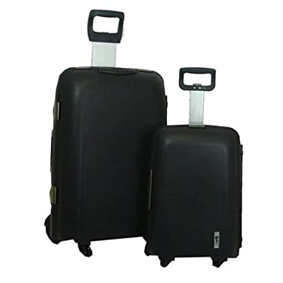 Confidence Hard shell 2Pc Luggage by Confidence