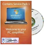 Windows 7 Professional 64 Bit Refurbished MAR English / UK