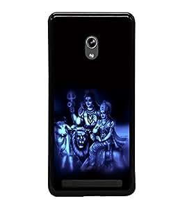 printtech Om Namah Shivaya parvati Back Case Cover for Asus Zenfone 6 A600CG