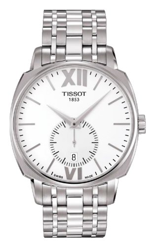 Tissot T-Lord Automatic Stainless Steel Mens Watch T0595281101800