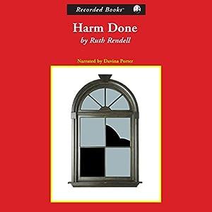 Harm Done Audiobook